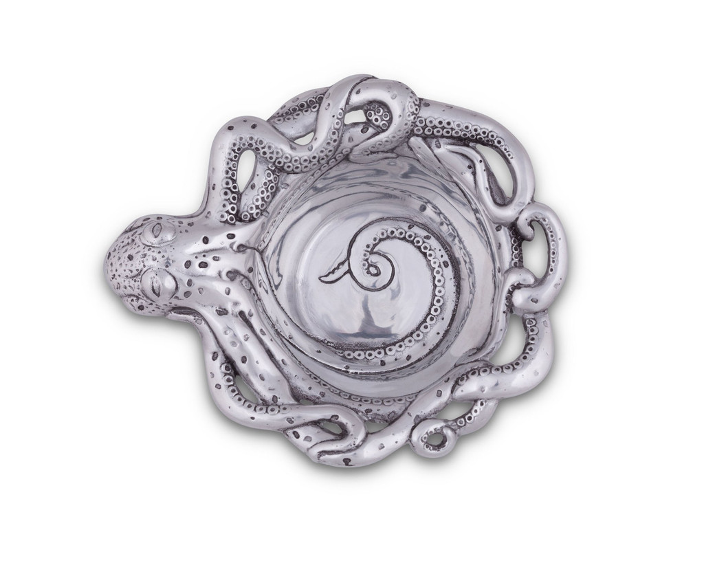 Polished Octopus Wine Coaster view 4