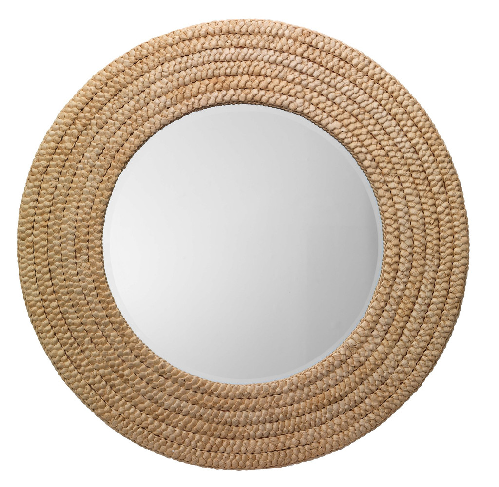 Dune Mirror in Natural Seagrass