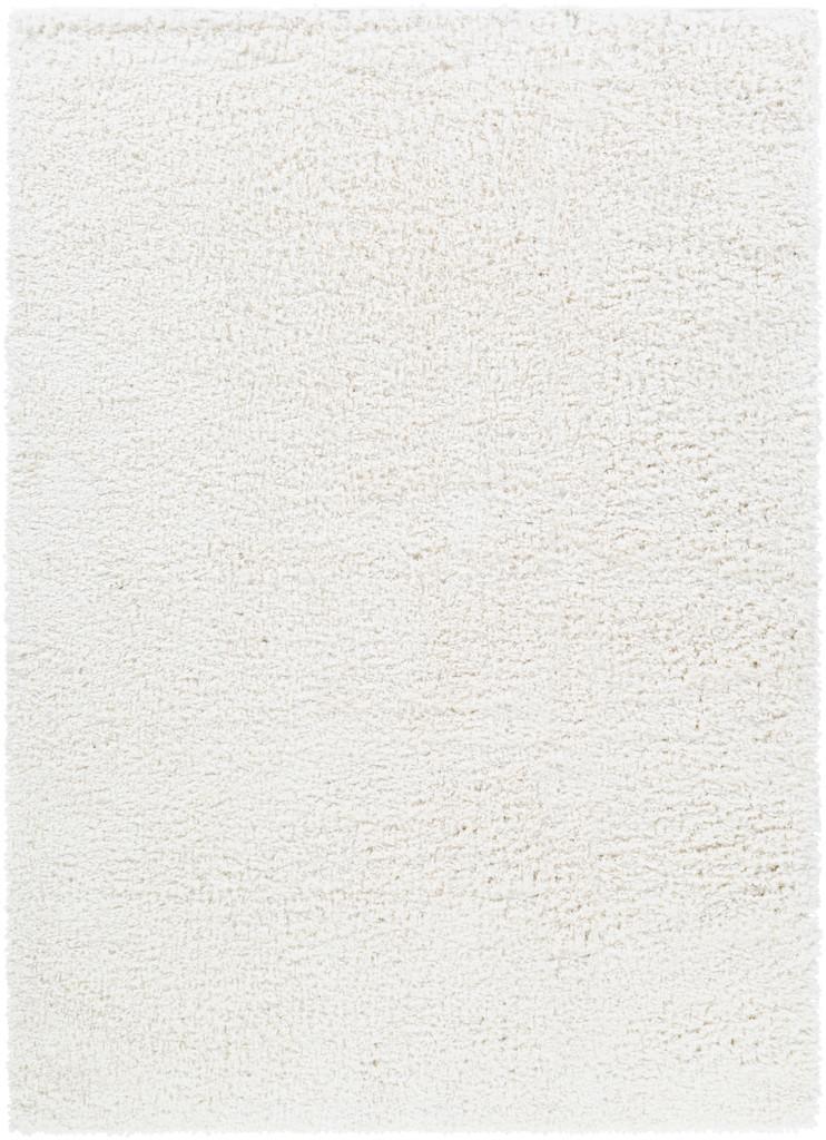 Big Sur White Shag Rug main image