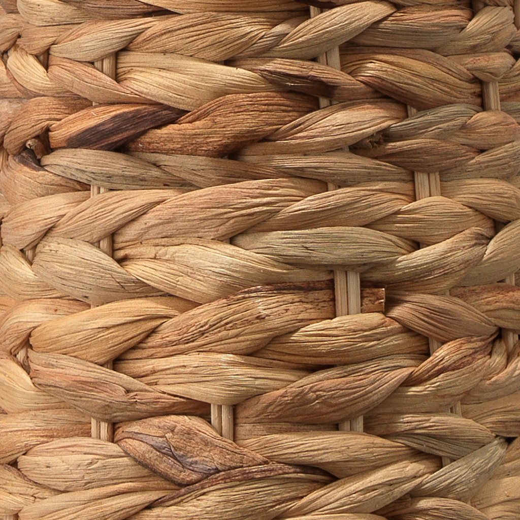 Beach Haven Table Lamp close up weave
