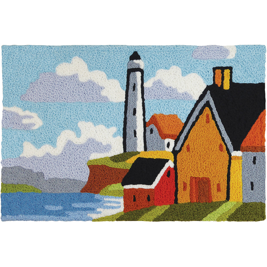 Lighthouse Bluff Accent Rug