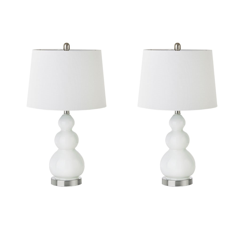 Secret Cove Table Lamps - Set of Two