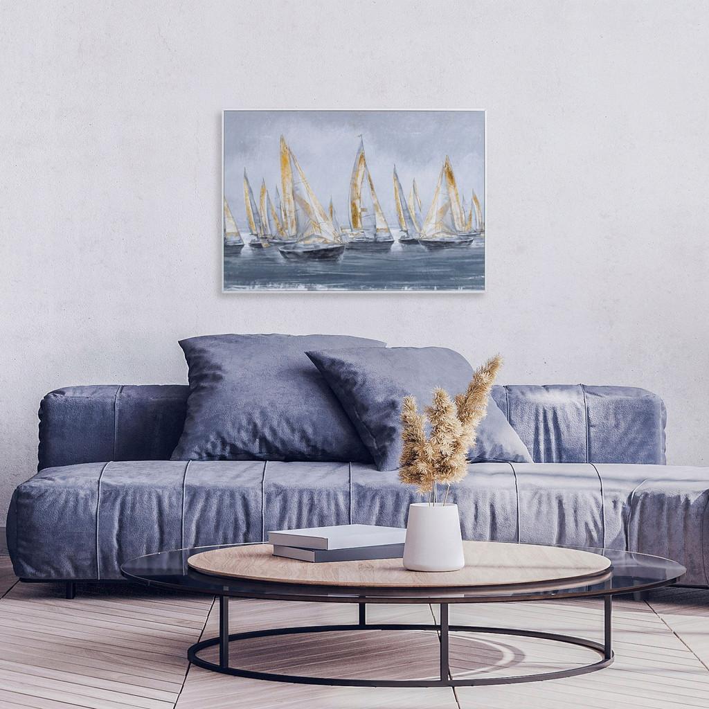 Sailing Horizons Wall Art lifestyle