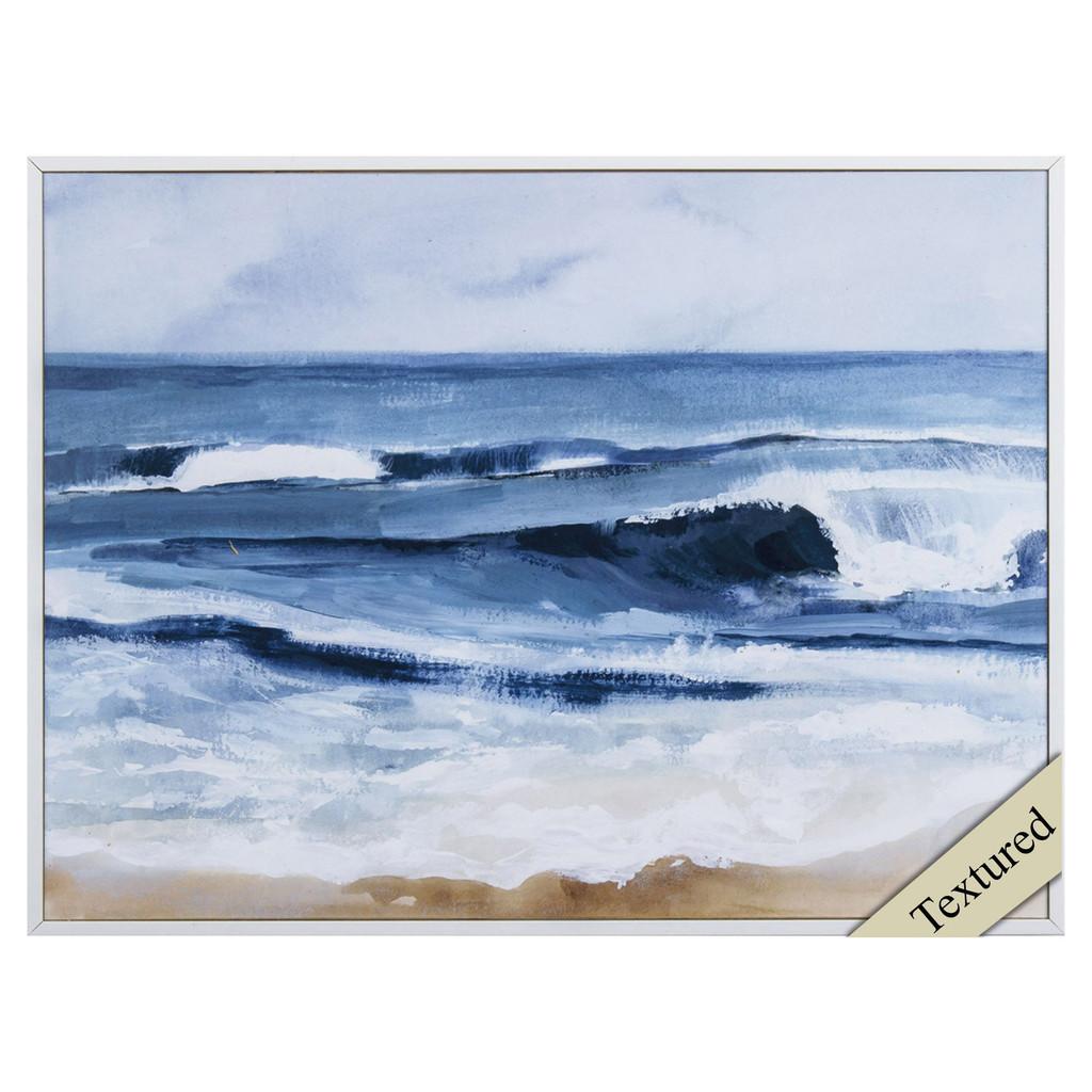 Crashing Waves I Wall Art