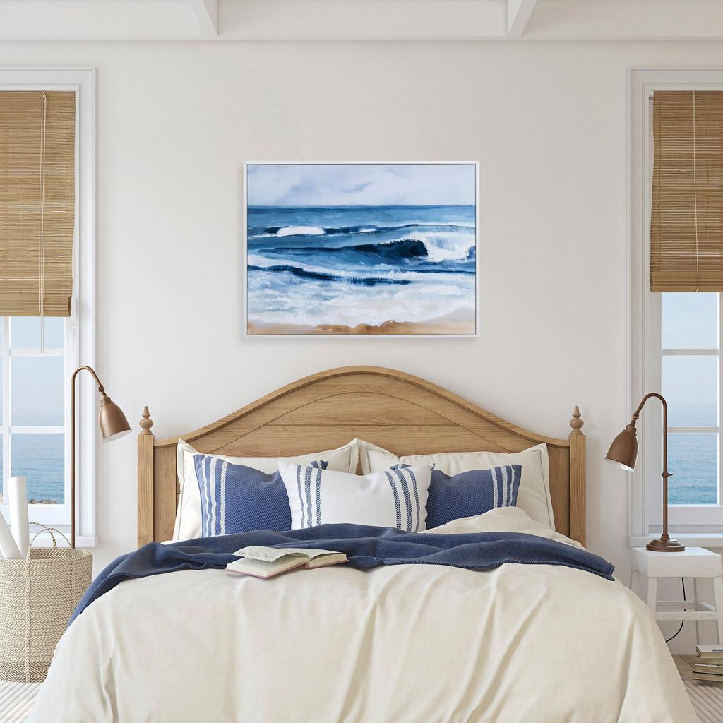 Crashing Waves I Wall Art Lifestyle