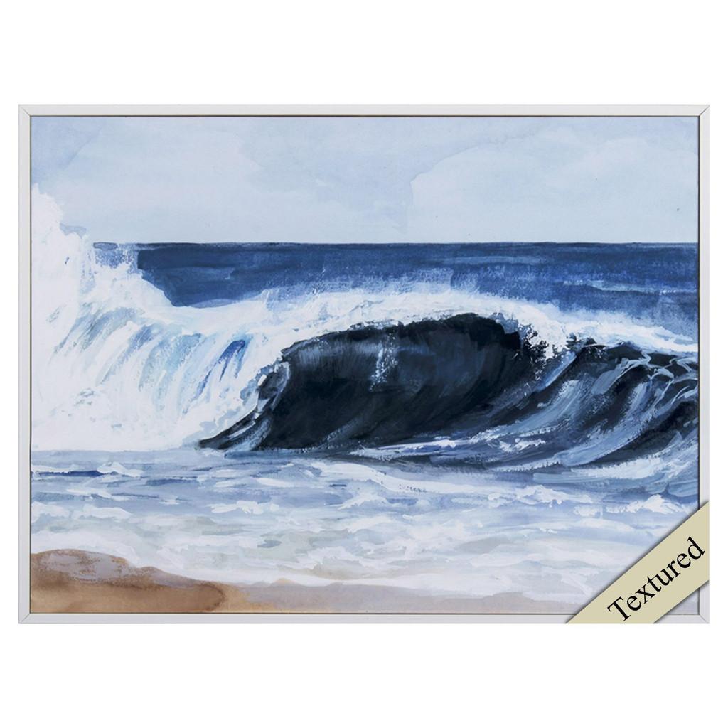 Crashing Waves II Wall Art