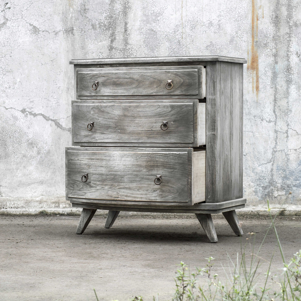 Jacoby Driftwood Accent Chest drawers
