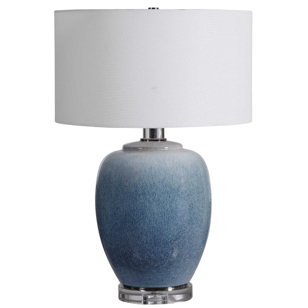 Blue Waters Ceramic Table Lamp