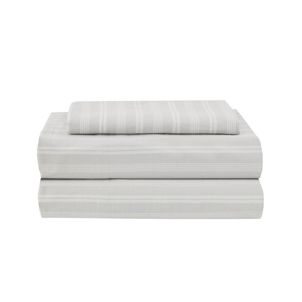 Sconset Navy Plaid 8-Piece Reversible Comforter Set sheet set