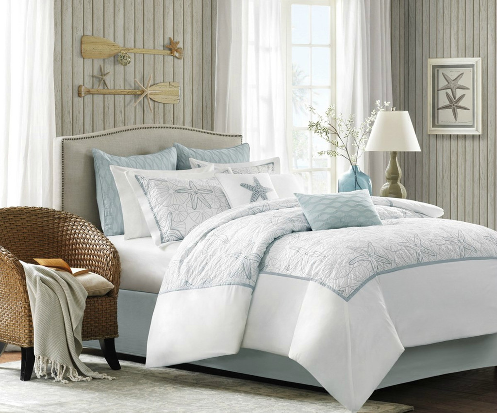Chesapeake Bay Comforter Set - King Size