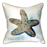 Whimsical Starfish Pillow