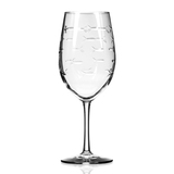 School of Fish Large Wine Goblet single image