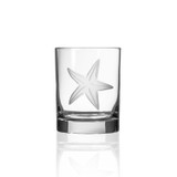 Starfish Etched DOF Glasses  single image