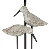 Two Seagulls Beach Cottage Lamp