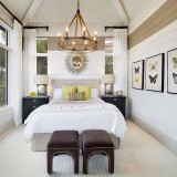 Bowline Nautical Roped Chandelier room image