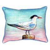 Royal Tern Beach House Pillow