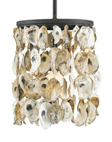 Stillwater Oyster Shell Pendant