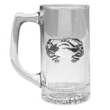 Polished Crab Tankards - Set of 4