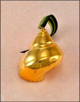 Gold Turban Shell Ornament