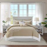 Sand and Shore Duvet Collection - King Size 1