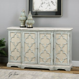 Sophie Grey Coastal Cabinet