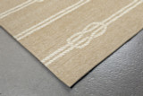 Ropes Area Rug - Neutral and Ivory