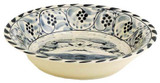 Blue Crab Bay Round Serving Bowl