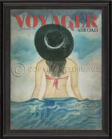 Voyager Abroad Art - September 1990