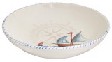 Sailboat Large Serving Bowl