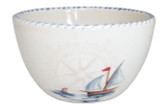 Sailboat Chowder-Soup Bowls Set of 6