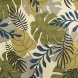 Ivory Tropical Breeze Rug close up 1