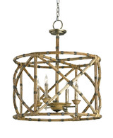 Palm Beach Lantern Chandelier