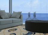Harbor Seaside Ivory Indoor-Outdoor Rug indoor room image