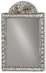 Luxury Polished Abalone Shell Mirror