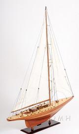 Shamrock Yacht L side image