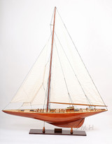 Endeavour 40 Sailing Racer Model