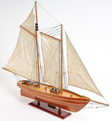 America Yacht Sailboat Model