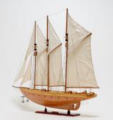 Atlantic Sailing Yacht Model view 2