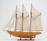 Atlantic Sailing Yacht Model
