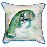 Betsy's Manatee Pillow