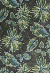 Grey Paradise Plush Rug