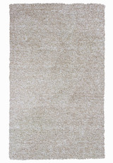 Ivory Seashore Bliss Shag Rug