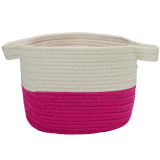 Beach Bum Basket - Magenta