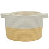 Beach Bum Basket - Yellow