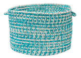 Catalina Aquatic Braided Basket