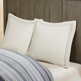 Coastal Farmhouse Comforter King Size Euro Shams