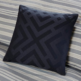 Coastal Farmhouse Comforter King Size 9-piece Bedding navy pillow