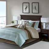 Dunes Resort Comforter Set - Queen Size