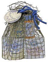Blue Crab Bay Beach Party Kit with Shaker