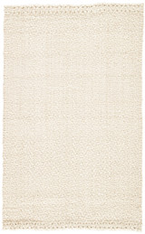 Tracie Natural White Jute Rug